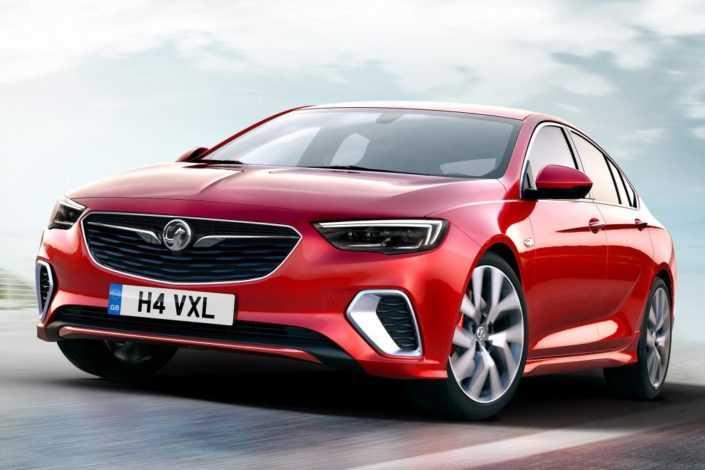 256bhp Vauxhall Insignia GSI announced