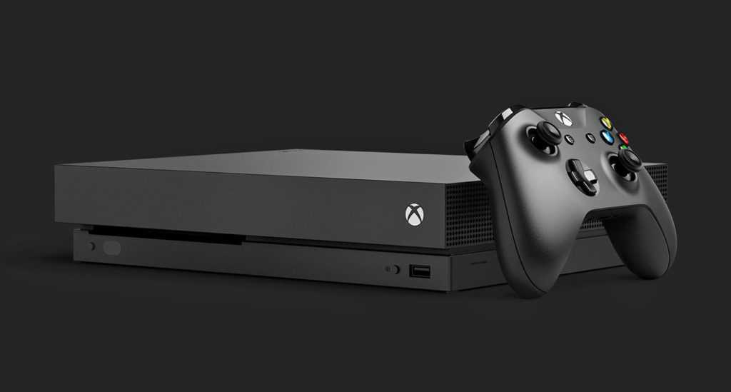 Microsoft's 'Plan is Set' for Xbox One X Pre-Orders