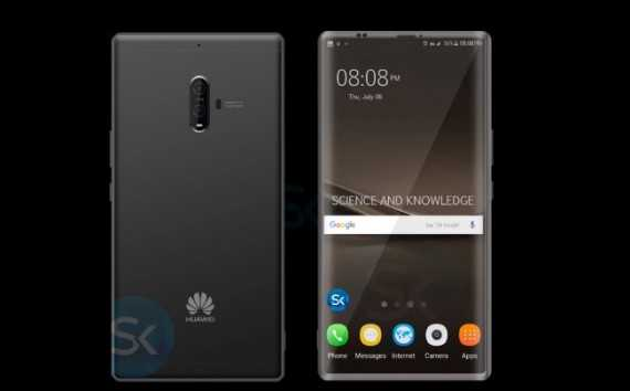 Huawei Mate 10 to have full-screen display, confirms CEO