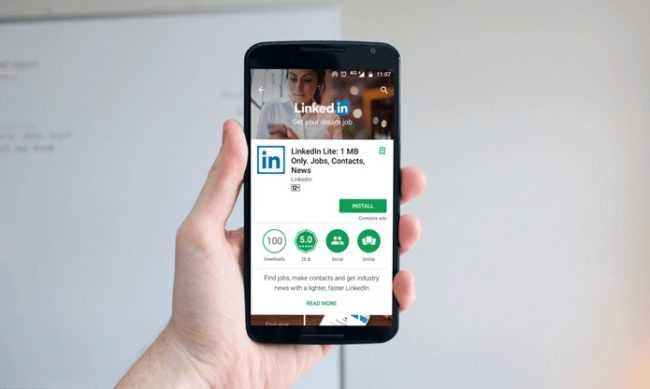 LinkedIn unveils 'Made-in-India' Lite app