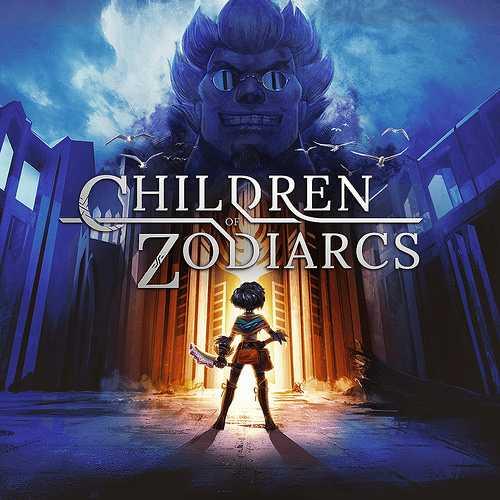 sony ps4 Children of Zodiarcs