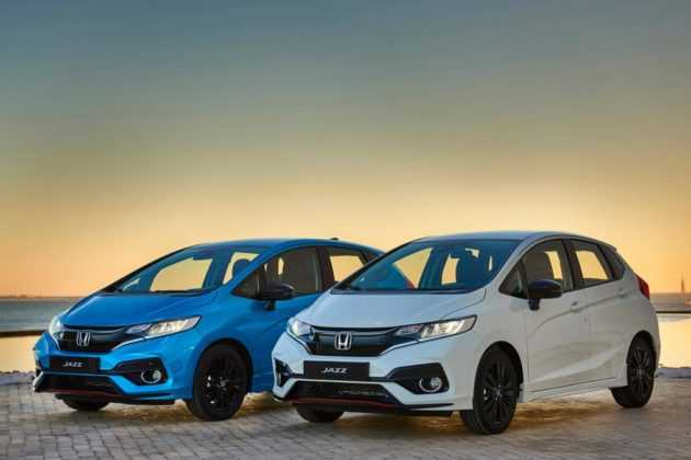 Revised version of Honda Jazz revealed
