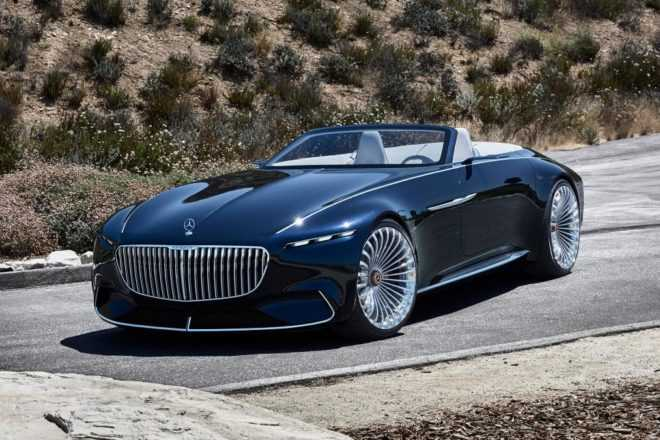 The New Mercedes Maybach is 20 Feet long