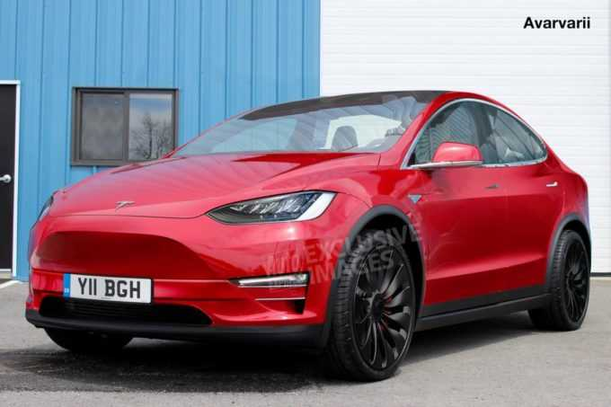 New Tesla Model Y Set for 2019 Launch, Musk Reveals Model ...